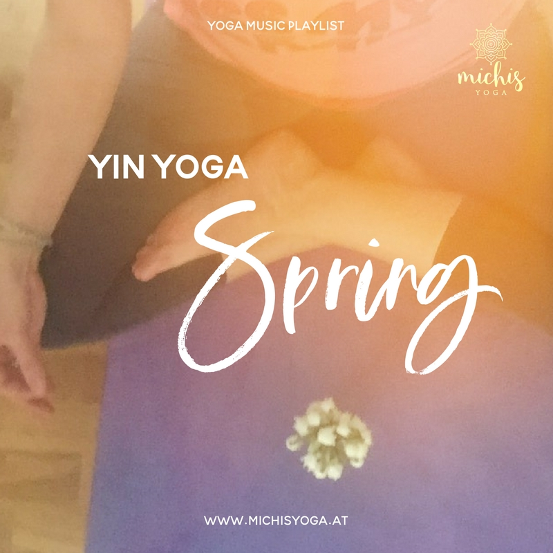 Playlist: Yin Yoga Spring