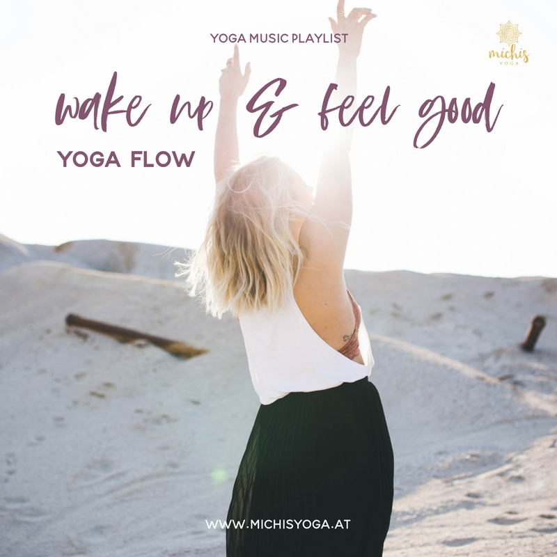 Playlist: wake up & feel good – morning yoga playlist