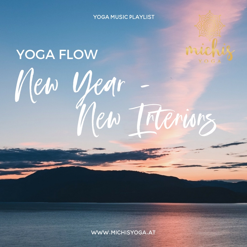 Playlist: Yoga Flow: New Year – New Intentions