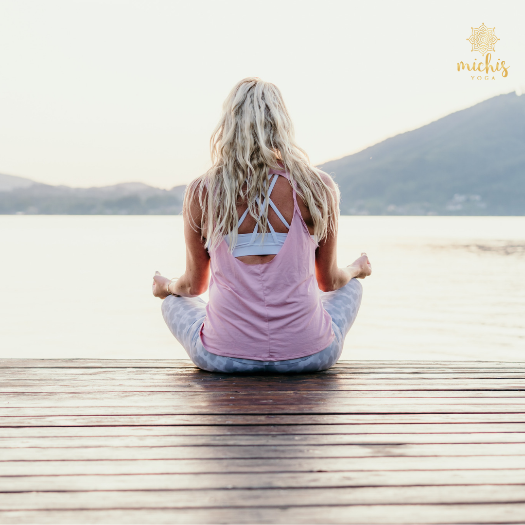 Sommer Yoga am See – Juli & August 2019