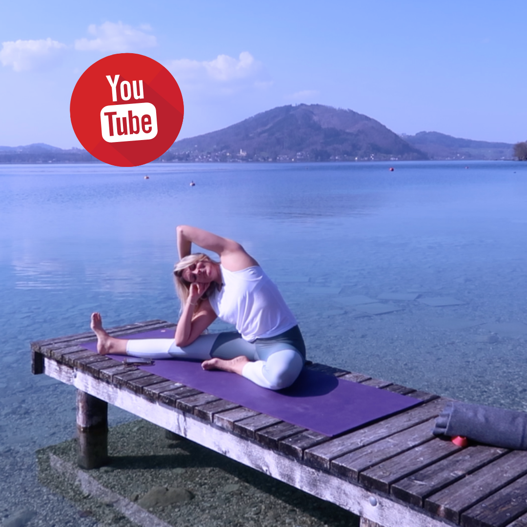 Neues YouTube Online Yoga Video: LONG- SLOW -DEEP