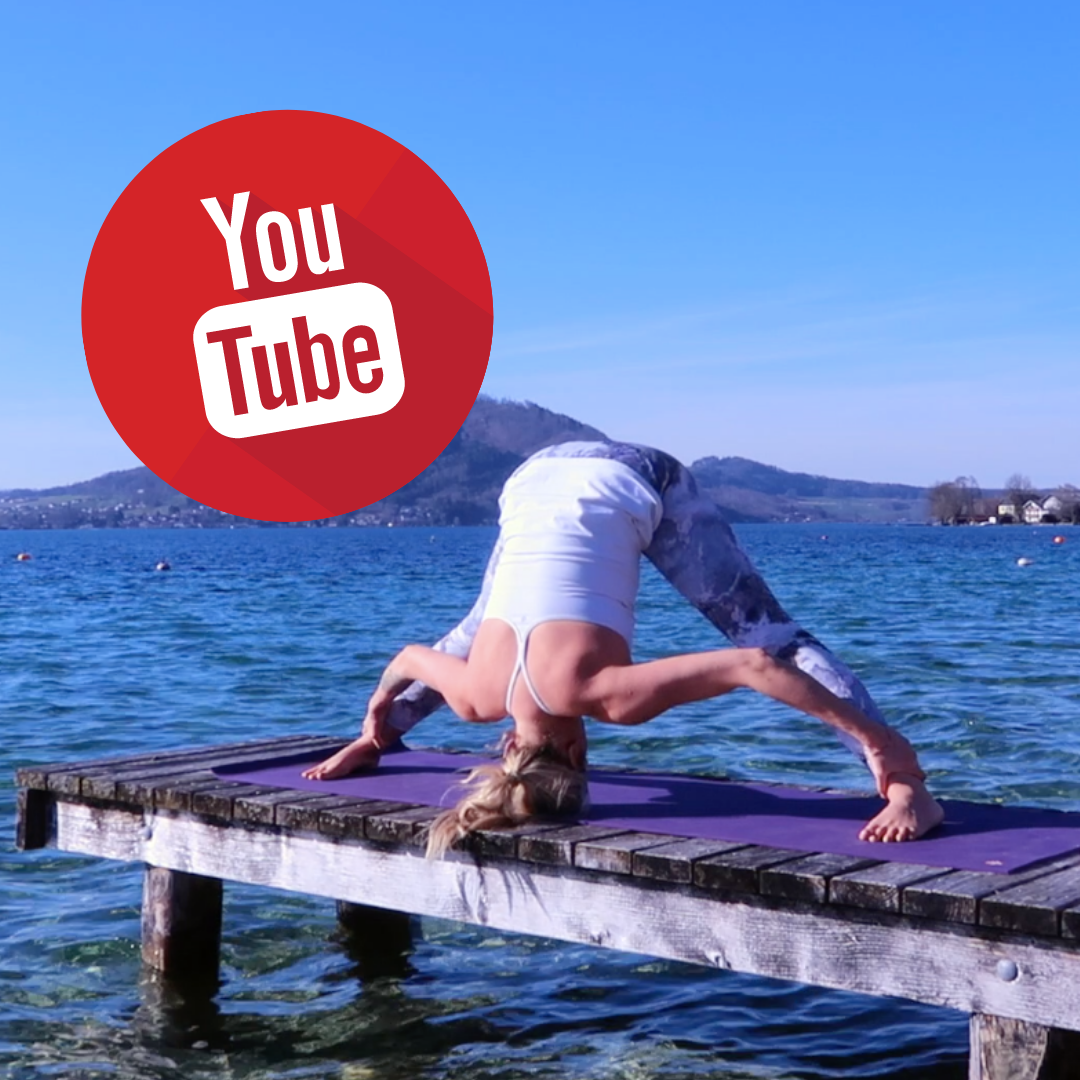 Michi's Yoga goes Youtube! Online Yoga mit mir