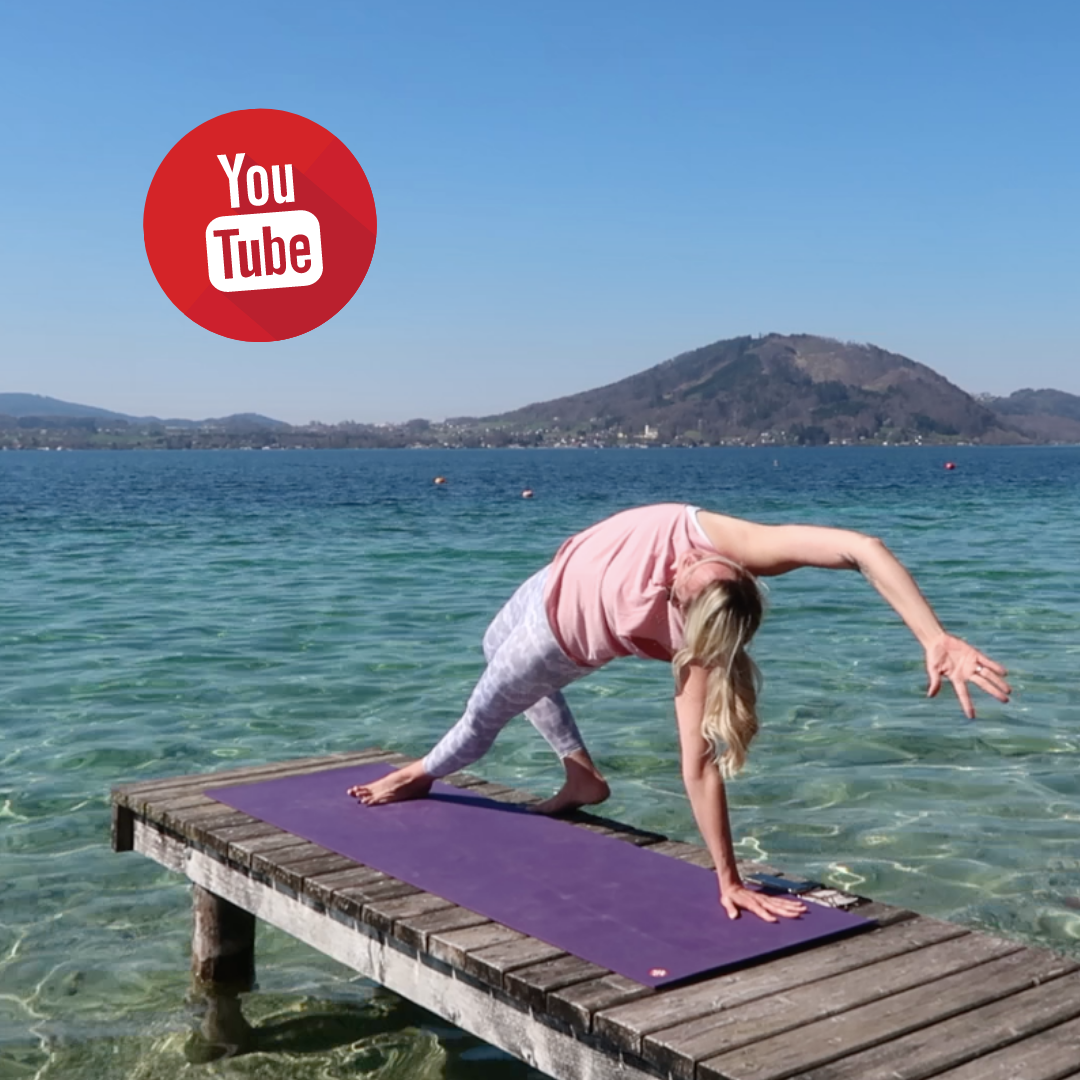 Neues YouTube Yoga Video online: Herzöffner Flow