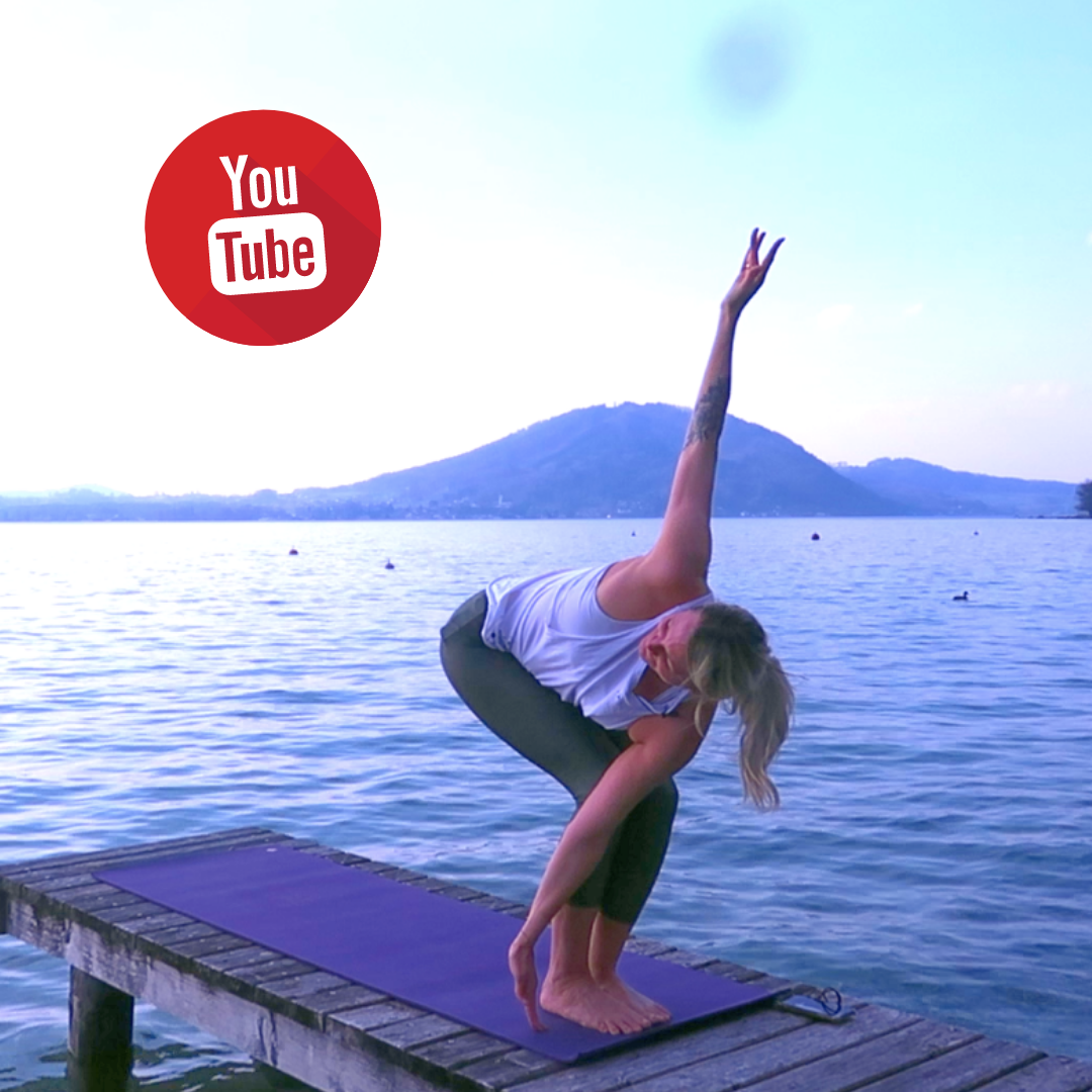 Neues YouTube Yoga Video online: Morgen Yoga mit Twists