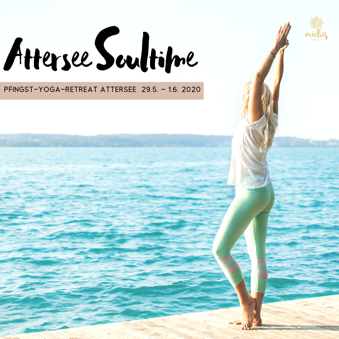 Pfingst-Yoga-Retreat Attersee – 29.5. bis 1.6.2020