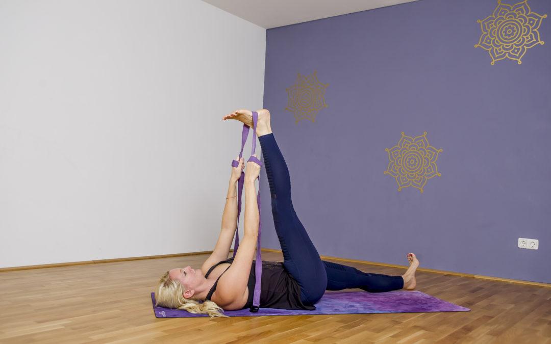 19.-24.10. Wochenthema mit Michi: Beweglichkeit & Dehnung mit dem Yogagurt + Info neue Verordnung