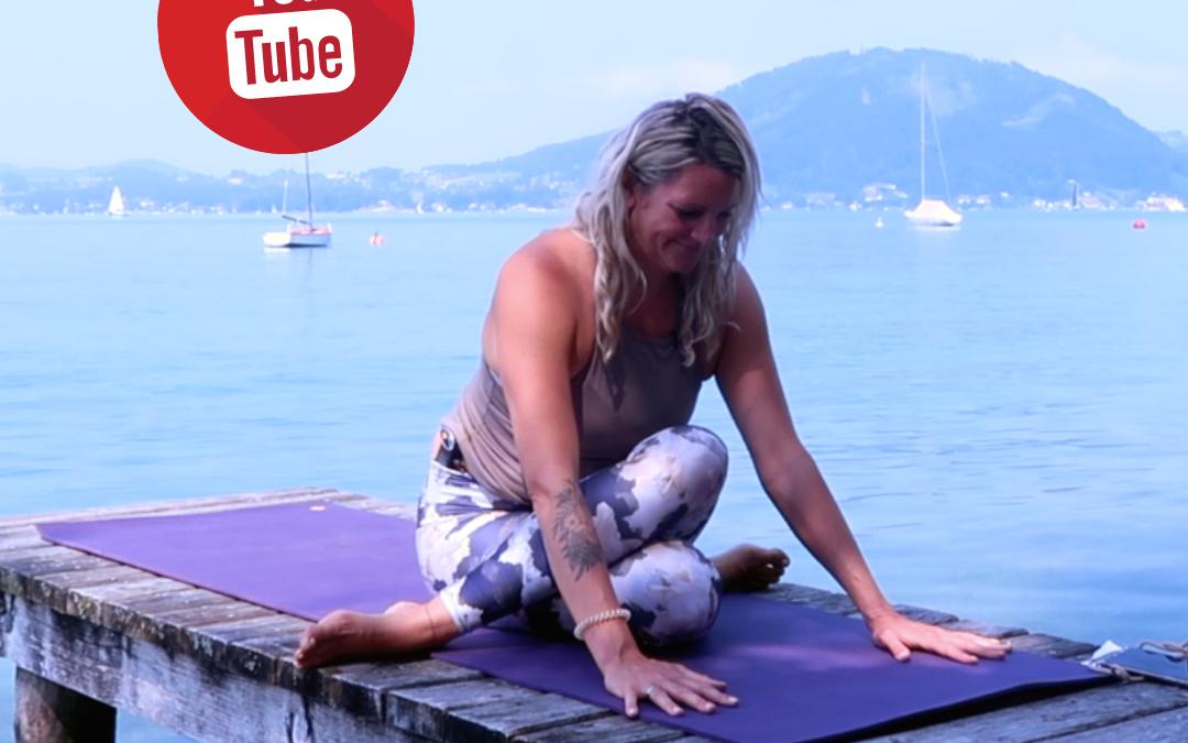 Neues Video: 20min Hüfte & unterer Rücken