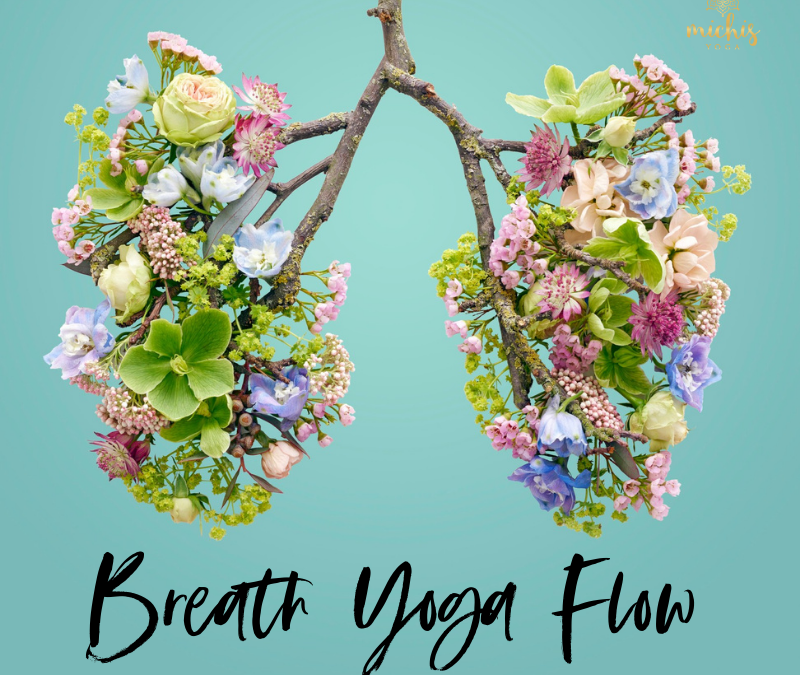 Spotify Playlist: Breath Yoga Flow