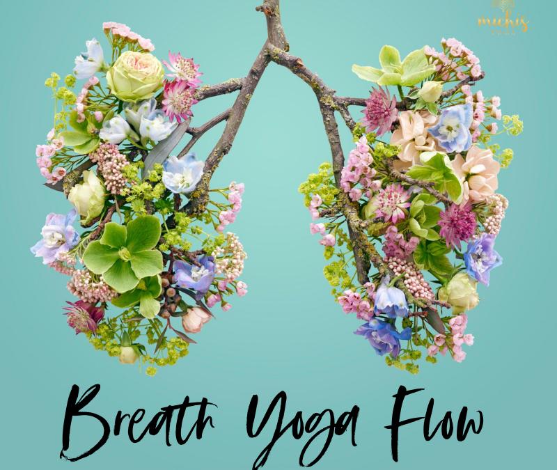 Spotify Playlist: Breath Yoga Flow